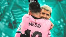Pep Guardiola revela el futuro de Agüero y Messi
