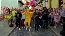 Jimmy Fallon visits Puerto Rico