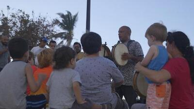Music after Maria: Puerto Ricans use song to forget the ravages of the hurricane