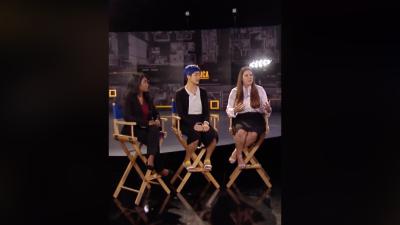 """""""¿Y tú, a quién le crees?"""": tres jóvenes conversan con Jorge Ramos sobre la audiencia del juez Kavanaugh"""