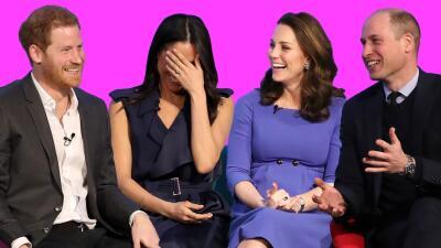 """""""Estaremos juntos el resto de nuestra vida"""": el príncipe Harry sonroja a Meghan Markle"""
