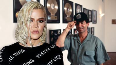 Khloé Kardashian asegura que habla con su fallecido padre desde el más allá todas las noches