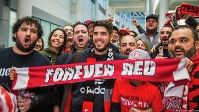 """Le bastaron un par de días a Alejandro Pozuelo en Toronto: """"Estoy listo para debutar el viernes"""""""