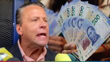 """""""De esos $40 millones, nos ching*m@s 25"""": Audio expone supuesto robo de Alfredo Adame y él responde descaradamente"""