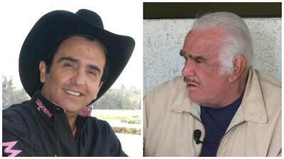 Vicente Fernández Jr. sale en defensa de su padre al declarar que no es homofóbico tras polémica entrevista