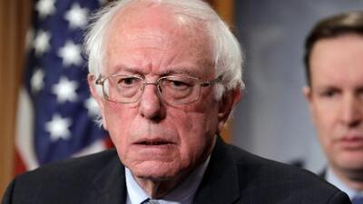 """""""Nuestra campaña no es para derrotar a Trump, es para transformar EEUU"""": Bernie Sanders fija sus ojos en la presidencia"""