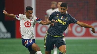 Estrellas de la MLS 1(3) - Juventus 1(5): Goles, mejores jugadas y definición por penaltis