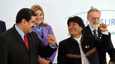 Venezuela, el miembro incómodo, también divide a Mercosur