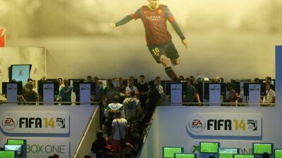 Videojuegos y futbol: sí, es la portada de FIFA