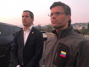 ¿Qué hay detrás de esta foto en las crisis venezolana?