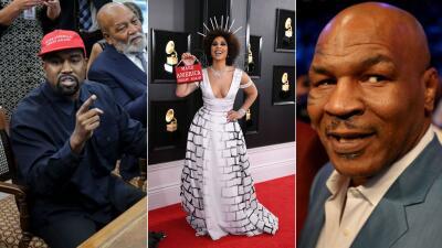 Joy Villa se sumó a la lista de famosos que apoyan a Donald Trump