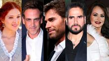 Cubanos, mexicanos, colombianos... estas son las nacionalidades de los actores más famosos de las telenovelas