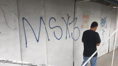 """""""Le dispararon sin ninguna razón"""": la Policía de Los Ángeles acusa a la MS-13 de asesinar a un indigente"""