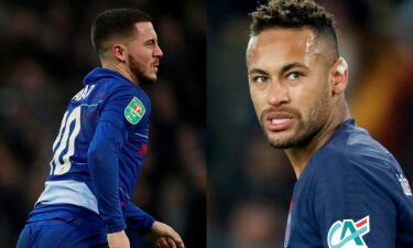 ¿Entonces no exagera? Neymar, en el 'Top 10' de los más 'agredidos' en el fútbol de Europa
