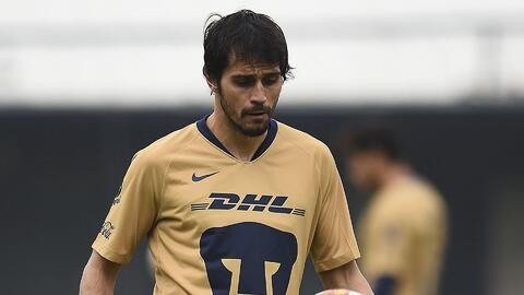 Pumas prepara el partido ante Cruz Azul en medio del silencio de sus jugadores