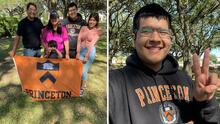 """""""Lo hice por mis padres que dejaron México por mí"""": hispano es aceptado en más de 20 universidades"""