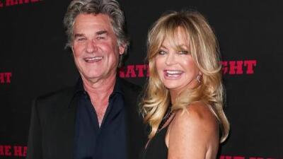 Cómo no casarse le funciona a Goldie Hawn y Kurt Russell