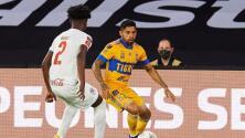 Aquino, motivado ante LAFC y sueña con el Mundial de Clubes