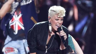 Pink interpretará el himno nacional en el Super Bowl 52