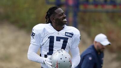 Los Patriots dan de baja a Antonio Brown tras dos acusaciones por abuso sexual