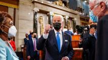 En un minuto: Biden urge a aprobar reforma migratoria, o por lo menos las partes en las que haya acuerdo