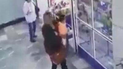 Volvió a los brazos de su madre la bebé de ocho meses robada el domingo pasado frente a un hospital de la CDMX