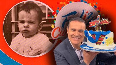 """""""Gracias familia"""": así terminó Alan Tacher su festejo de cumpleaños"""