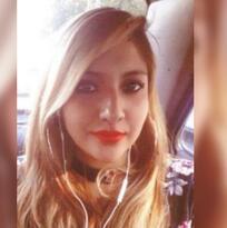 """""""Quiero pedirles perdón a todos porque... no fue cierto"""": la joven que creían secuestrada en México"""