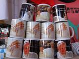 Se popularizan en El Paso los 'recuerdos'  de la visita del Papa Francisco a Ciudad Juárez