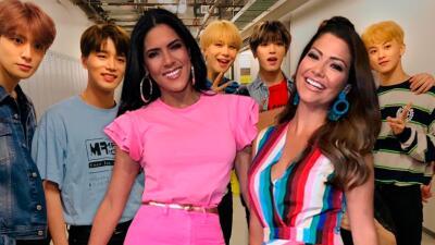 Francisca y Ana Patricia se contagiaron de la euforia de NCT 127: mira cómo bailaron ritmos latinos junto al grupo de K-pop
