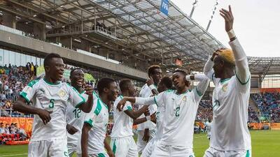 Mundial Sub-20: Senegal se vengó de Colombia y la 'Tri' cayó con Italia