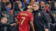 """Josef Martínez: """"Al Tata se le aprende más afuera que dentro de la cancha; es un gran maestro"""""""