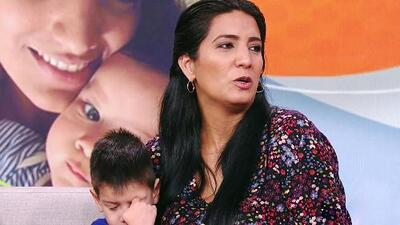 Despierta América logró reunificar a una familia inmigrante que vivió angustiantes momentos tras cruzar la frontera