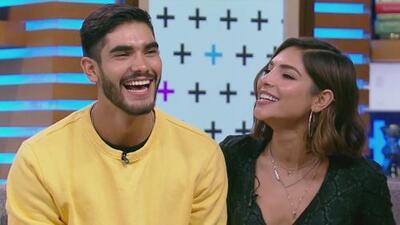 Alejandra Espinoza encontró en su hermano el mejor ejemplo para que Matteo le haga caso