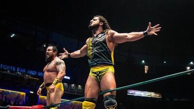 Rush y Bestia del Ring, finalistas de la Copa Dinastías