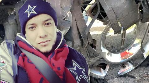 """""""Bendito Dios estamos bien"""": el prometido de Chiquis Rivera estuvo cerca de sufrir una tragedia en carretera"""