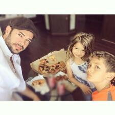 Papitos orgullosos de sus hijos en Instagram