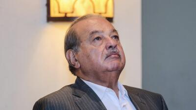 Carlos Slim, el multimillonario que más dinero perdió en 2015
