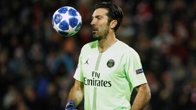 La Champions League, el estímulo de Gianluigi Buffon para que continúe en la alta competencia