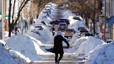 Alerta meteorológica para 70 millones de personas por nueva tormenta invernal en el centro y norte de EEUU