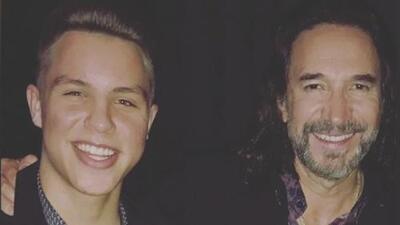 Jonatán Sánchez grabará una canción del 'Buki' y parece llevarse demasiado bien con la hija del cantante