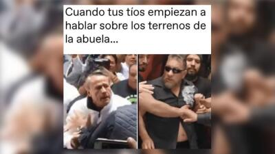 Los memes de la pelea entre Carlos Trejo y Alfredo Adame son de 'nocaut'