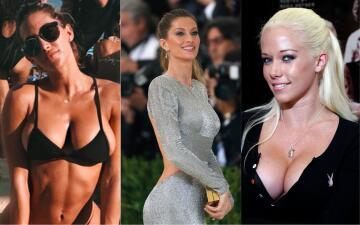 Modelos de Victoria's Secret y exconejitas Playboy, entre las 'esposas' más bellas de la NFL