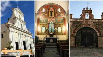 Tradicional recorrido de las siete iglesias en el Viejo San Juan