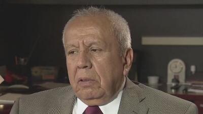 """""""Es un problema regional"""": comisionado nacional de Inmigración en México sobre flujo de centroamericanos a EEUU"""
