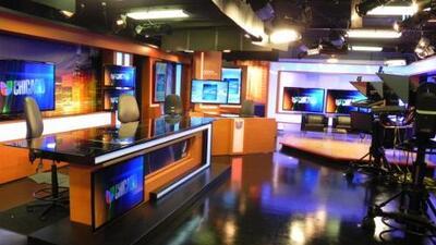 Univision Chicago lanzó en alta definición con nuevo set