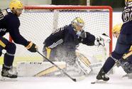 La NHL está cerca de regresar a los jugadores a las pistas