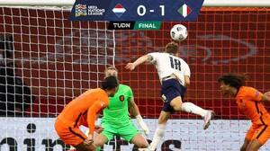 Italia asalta el liderato de grupo tras vencer 0-1 a Holanda