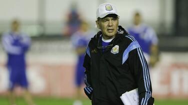 Alejandro Sabella, hospitalizado por repentina descompensación