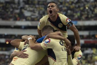 En fotos: ¡Vieron al Diablo! Las Águilas superan por poco al Toluca y están en la Semifinal